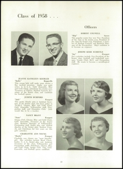 Page 14, 1958 Edition, Freeport Area High School - Freeportian Yearbook (Freeport, PA) online yearbook collection