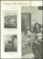 Page 8, 1958 Edition, Freeport Area High School - Freeportian Yearbook (Freeport, PA) online yearbook collection