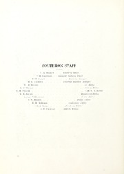 Page 14, 1914 Edition, Birmingham Southern College - Southern Accent Yearbook (Birmingham, AL) online yearbook collection