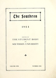 Page 5, 1914 Edition, Birmingham Southern College - Southern Accent Yearbook (Birmingham, AL) online yearbook collection