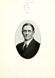 Page 7, 1914 Edition, Birmingham Southern College - Southern Accent Yearbook (Birmingham, AL) online yearbook collection