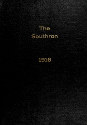 Page 1, 1916 Edition, Birmingham Southern College - Southern Accent Yearbook (Birmingham, AL) online yearbook collection