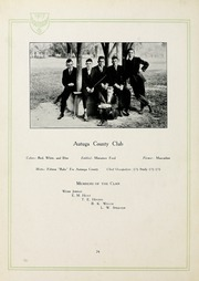 Page 84, 1917 Edition, Birmingham Southern College - Southern Accent Yearbook (Birmingham, AL) online yearbook collection
