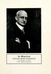 Page 11, 1924 Edition, Birmingham Southern College - Southern Accent Yearbook (Birmingham, AL) online yearbook collection