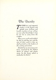 Page 15, 1926 Edition, Birmingham Southern College - Southern Accent Yearbook (Birmingham, AL) online yearbook collection