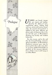 Page 8, 1926 Edition, Birmingham Southern College - Southern Accent Yearbook (Birmingham, AL) online yearbook collection