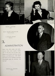 Page 15, 1945 Edition, Birmingham Southern College - Southern Accent Yearbook (Birmingham, AL) online yearbook collection