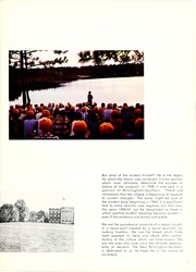 Page 11, 1967 Edition, Birmingham Southern College - Southern Accent Yearbook (Birmingham, AL) online yearbook collection