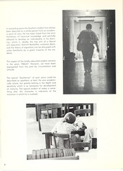 Page 12, 1967 Edition, Birmingham Southern College - Southern Accent Yearbook (Birmingham, AL) online yearbook collection
