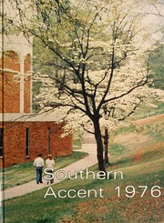Page 1, 1976 Edition, Birmingham Southern College - Southern Accent Yearbook (Birmingham, AL) online yearbook collection