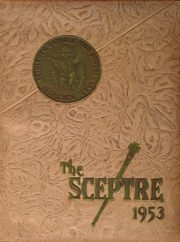 1953 Edition, Bethlehem Catholic High School - Sceptre Yearbook (Bethlehem, PA)