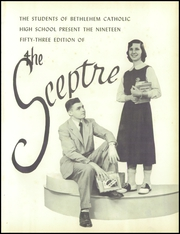 Page 5, 1953 Edition, Bethlehem Catholic High School - Sceptre Yearbook (Bethlehem, PA) online yearbook collection
