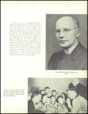 Page 7, 1953 Edition, Bethlehem Catholic High School - Sceptre Yearbook (Bethlehem, PA) online yearbook collection