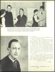 Page 8, 1953 Edition, Bethlehem Catholic High School - Sceptre Yearbook (Bethlehem, PA) online yearbook collection