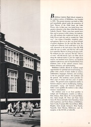 Page 7, 1955 Edition, Bethlehem Catholic High School - Sceptre Yearbook (Bethlehem, PA) online yearbook collection