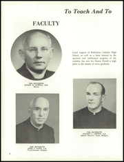 Page 12, 1959 Edition, Bethlehem Catholic High School - Sceptre Yearbook (Bethlehem, PA) online yearbook collection
