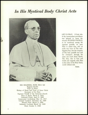 Page 8, 1959 Edition, Bethlehem Catholic High School - Sceptre Yearbook (Bethlehem, PA) online yearbook collection