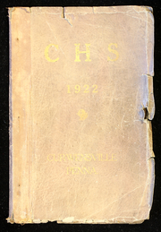 Page 1, 1922 Edition, Curwensville Area High School - Echo Yearbook (Curwensville, PA) online yearbook collection