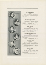 Page 16, 1931 Edition, Curwensville Area High School - Echo Yearbook (Curwensville, PA) online yearbook collection