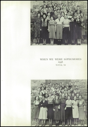 Page 15, 1940 Edition, Curwensville Area High School - Echo Yearbook (Curwensville, PA) online yearbook collection