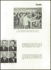 Page 15, 1958 Edition, Curwensville Area High School - Echo Yearbook (Curwensville, PA) online yearbook collection
