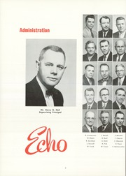 Page 12, 1962 Edition, Curwensville Area High School - Echo Yearbook (Curwensville, PA) online yearbook collection