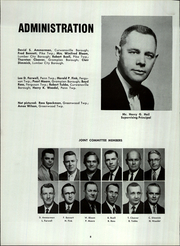 Page 12, 1963 Edition, Curwensville Area High School - Echo Yearbook (Curwensville, PA) online yearbook collection