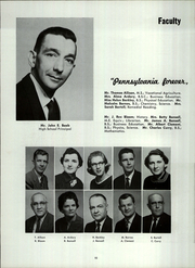 Page 14, 1963 Edition, Curwensville Area High School - Echo Yearbook (Curwensville, PA) online yearbook collection