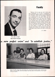 Page 15, 1964 Edition, Curwensville Area High School - Echo Yearbook (Curwensville, PA) online yearbook collection