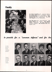 Page 16, 1964 Edition, Curwensville Area High School - Echo Yearbook (Curwensville, PA) online yearbook collection