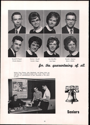 Page 36, 1964 Edition, Curwensville Area High School - Echo Yearbook (Curwensville, PA) online yearbook collection