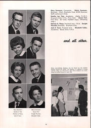 Page 38, 1964 Edition, Curwensville Area High School - Echo Yearbook (Curwensville, PA) online yearbook collection