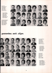 Page 43, 1964 Edition, Curwensville Area High School - Echo Yearbook (Curwensville, PA) online yearbook collection