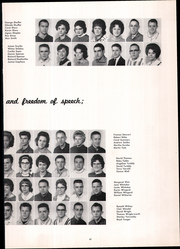 Page 45, 1964 Edition, Curwensville Area High School - Echo Yearbook (Curwensville, PA) online yearbook collection