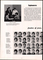 Page 46, 1964 Edition, Curwensville Area High School - Echo Yearbook (Curwensville, PA) online yearbook collection