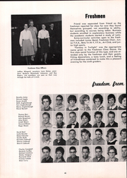 Page 50, 1964 Edition, Curwensville Area High School - Echo Yearbook (Curwensville, PA) online yearbook collection