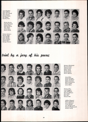 Page 53, 1964 Edition, Curwensville Area High School - Echo Yearbook (Curwensville, PA) online yearbook collection