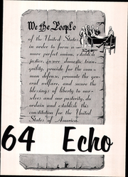 Page 7, 1964 Edition, Curwensville Area High School - Echo Yearbook (Curwensville, PA) online yearbook collection