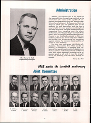 Page 12, 1965 Edition, Curwensville Area High School - Echo Yearbook (Curwensville, PA) online yearbook collection
