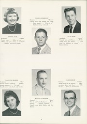 Page 11, 1959 Edition, Northern High School - Panorama Yearbook (Dillsburg, PA) online yearbook collection