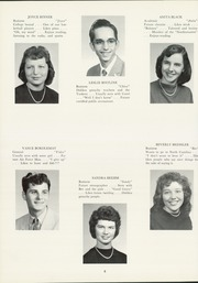 Page 12, 1959 Edition, Northern High School - Panorama Yearbook (Dillsburg, PA) online yearbook collection