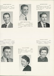 Page 13, 1959 Edition, Northern High School - Panorama Yearbook (Dillsburg, PA) online yearbook collection