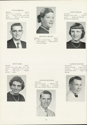Page 16, 1959 Edition, Northern High School - Panorama Yearbook (Dillsburg, PA) online yearbook collection