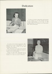 Page 8, 1959 Edition, Northern High School - Panorama Yearbook (Dillsburg, PA) online yearbook collection