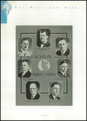 Page 14, 1932 Edition, Middletown Area High School - Reflections Yearbook (Middletown, PA) online yearbook collection