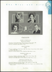 Page 17, 1932 Edition, Middletown Area High School - Reflections Yearbook (Middletown, PA) online yearbook collection