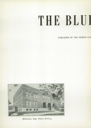 Page 6, 1940 Edition, Middletown Area High School - Reflections Yearbook (Middletown, PA) online yearbook collection