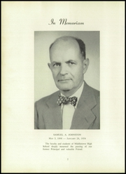 Page 6, 1954 Edition, Middletown Area High School - Reflections Yearbook (Middletown, PA) online yearbook collection