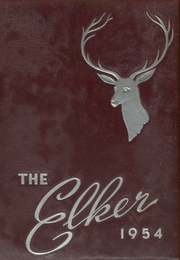 Ridgway High School - Elker Yearbook (Ridgway, PA) online yearbook collection, 1954 Edition, Page 1