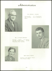Page 10, 1954 Edition, Ridgway High School - Elker Yearbook (Ridgway, PA) online yearbook collection